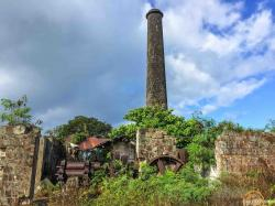 Hamilton Estate Ruins Charlestown | Nevis - Much More than the Birthplace of Alexander Hamilton ...