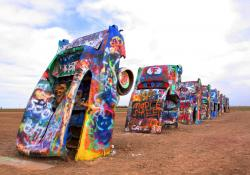 Hampshire College Amherst | Cadillac Ranch & The Big Texan Steak Ranch, Amarillo, Texas ...
