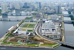 Spain-zaka Tokyo | Water, Possibly Contaminated, Confirmed At Toyosu Market Photos ...