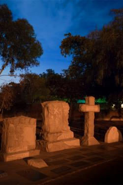 Harbor Island San Diego | The El Campo Santo Cemetery in San Diego may have only been used ...