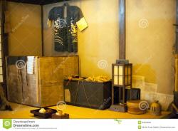Harumiya Tokyo | Ancient Exhibition At Fukagawa Edo Museum Editorial Stock Photo ...