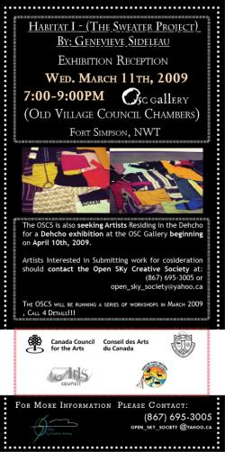 Historic Garrison District Fredericton | Past Events | Open Sky Creative Society