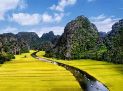 Tam Coc Halong Bay and North-Central Vietnam | Hanoi Package Tours, 5 days in Hanoi,
