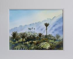 Hokitika Craft Gallery Hokitika | Hokitika Craft Gallery | Fiona Carruthers - Watercolourist ...
