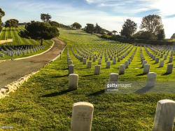House of Pacific Relations San Diego | Fort Rosecrans National Cemetery San Diego Usa Stock Photo | Getty ...