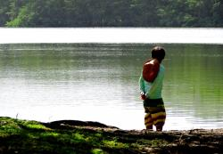 Humacao Nature Reserve Naguabo & Around | Panoramio - Photo of Meditative moment at a lagoon, Humacao Nature ...