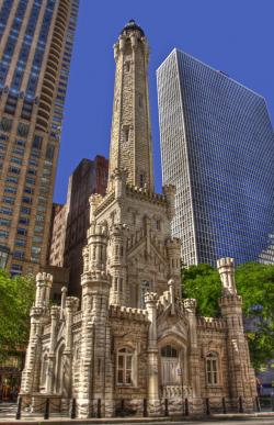 Willie Dixon's Blues Heaven Chicago | Chicago Water Tower | The Chicago Water Tower is a contribut… | Flickr
