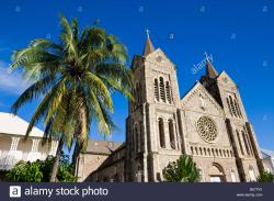 Immaculate Conception Cathedral Basseterre | Immaculate Conception Cathedral, Basseterre, St. Kitts, Leeward ...