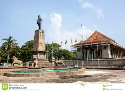 Independence Memorial Hall Colombo | Independence Memorial Hall In Colombo, Capital Of Sri Lanka Stock ...