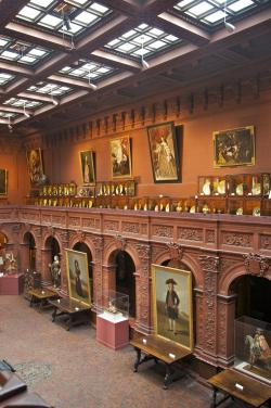 The Museum of Chinese in America (MOCA) New York City | Hispanic Society of America Museum & Library-United States,New ...