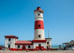 Jamestown Lighthouse Accra | Jamestown Lighthouse situated in Jamestown and Usshertown, Accra