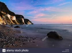 Buhne 16 and Roter Kliff Schleswig-Holstein and the Baltic Coast | Kieler Stock Photos & Kieler Stock Images - Alamy