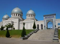 Juma Mosque Tashkent | Panoramio - Photo of 1120 Tashkent Juma Mosque of Khoja Ahrar Wali
