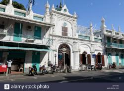 Jummah Mosque Port Louis | Jummah Masjid is a mosque in Port Louis dating from the 1850s ...