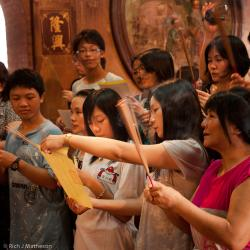 Kailung Temple Tainan | Kailung Temple's Coming of Age Ceremony 開隆宮 七夕節十六歲成年祭 ...