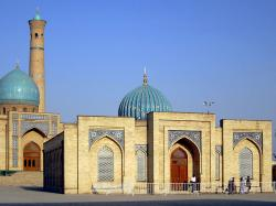 Kaldirgochbiy Mausoleum Tashkent | A Backpacker's Travel Guide to Tashkent - Epic Curiousity