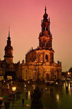 Katholische Hofkirche Saxony, Saxony-Anhalt and Thuringia | 102 best Germany images on Pinterest | Austria, Bavaria and Travel