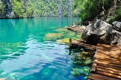 Kayangan Lake Coron Town | Coron Travel Guide for First Timers - Out of Town Blog