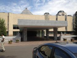 Kazakhstan Museum of Arts Almaty   State Museum of Arts of Republic of Kazakhstan named after A ...