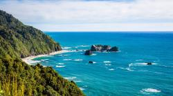 Knights Point Haast | Knights Point Lookout, Haast, New Zealand | Florian Diebold | Flickr