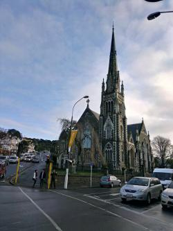 Knox Church Dunedin | Knox Church, Dunedin, NZ | Falcdragon | Flickr