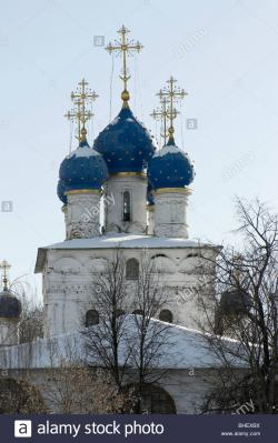 Kolomenskoe Museum-Reserve Moscow | Our Lady of Kazan church. Kolomenskoe Museum-Reserve. Moscow ...