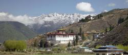 Tsendo Girkha Goemba Upper Paro Valley | The Best of Sikkim and Bhutan | Tours & Trips with ENCHANTING TRAVELS