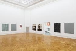 "Kunsthalle Bern Bern | Michael Krebber ""The Living Wedge"" at Kunsthalle Bern •Mousse Magazine"