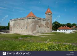 Kuressaare Castle Kuressaare | Kuressaare Castle or Kuressaare Episcopal Castle, Kuressaare Stock ...