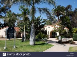 La Jolla Cove San Diego | house of pacific relations a group of 20 cottages representing 31 ...