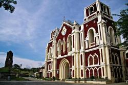 La Nuestra Señora de La Asuncion Parish Church Vigan | Visita Iglesia in Ilocos Sur: Remembering the Lord this Holy Week ...