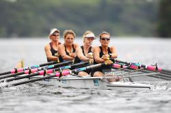 Lake Karapiro Cambridge | Cambridge Town Cup Photos and Images | Getty Images