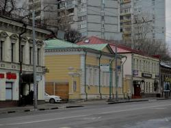 Lermontov House Museum Moscow | Vasily Pushkin house, Moscow | Russian Culture in Landmarks