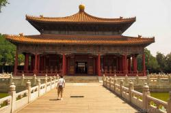 Gate of Military Prowess Běijīng | Sightseeing in Beijing: The Summer Palace, Yonghegong Lama Temple ...