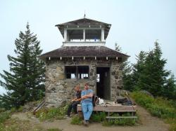 Lookout Tower (Cot V3) The Northwest | Lake of the woods lookout tower | oregon | Pinterest | Tower ...