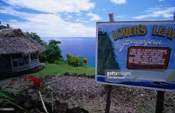 Lover's Leap Savai'i | Prime Viewing Of The Waters Below From Legendary Lovers Leap In ...
