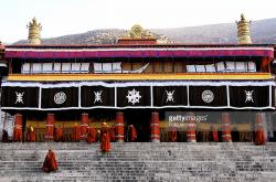 Liulichang Beijing | China Tibet Autonomous Region Near Lhasa Drepung Monastery One Of ...
