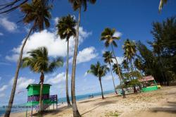 Luquillo Beach El Yunque and the Northeast | Luquillo Beach (Balneario La Monserrate), El Yunque and the ...