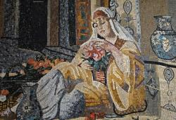 Madaba Institute for Mosaic Art & Restoration Madaba | Ancient Mosaic art is taught at the Madaba Institute ...