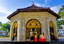 Magellan's Cross Cebu City | Magellan's Cross, Magallanes Street, Cebu City | Bucket List ...