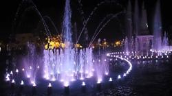 Magic Fountain Vigan | Vigan water fountain show opening song - YouTube