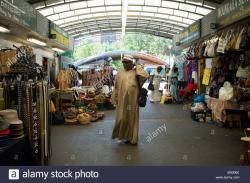 Martha Stewart Living Omnimedia New York City | Malcolm Shabazz Harlem Market, an open air market in the ...