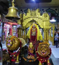 Mata Temple Amritsar | The Mata Lal Devi Temple in Amritsar: Probably the Most Bizarre ...
