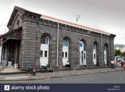 Photography Museum Port Louis | The Postal Museum, Port Louis, Mauritius Stock Photo, Royalty Free ...