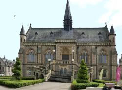 McManus Galleries Fife and Angus | Former Albert Institute, now the McManus: Dundee's Art Gallery and ...