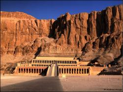 Memorial Temple of Hatshepsut Luxor   Temple of Hatshepsut, Valley of the Kings, Luxor, Egypt.   Our ...