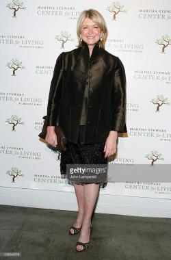 Mesler Feuer New York City | 3rd Annual Martha Stewart Center For Living At Mount Sinai Gala ...