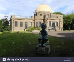 Mills Observatory Fife and Angus | Silicon by David Marr on Oor Wullie Bucket Trail at Mills ...