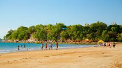 Mindil Beach Darwin | Beach Pictures: View Images of Mindil Beach