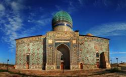 Mirali Bobo Mausoleum Sayram | Kazakhstan Travel Guide | Afsona Travel LLC